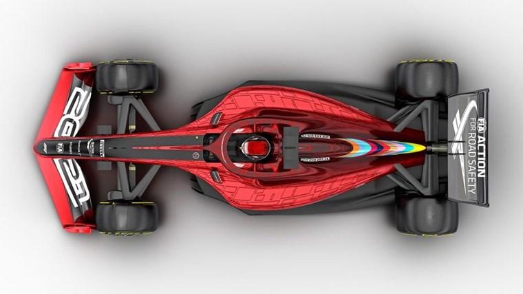 Έτσι θα μοιάζουν τα μονοθέσια της Formula 1 το 2021