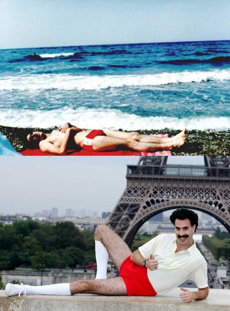 Ο πραγματικός άνθρωπος πίσω από τον Borat