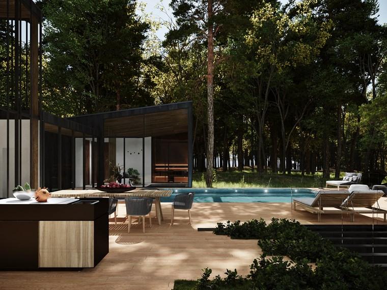 Η Aston Martin σχεδιάζει το ιδανικό σπίτι για τον James Bond