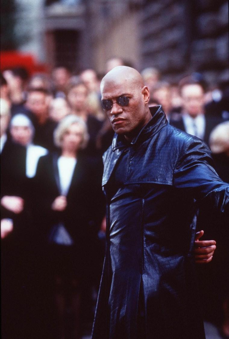 Laurence Fishburn 4 Matrix