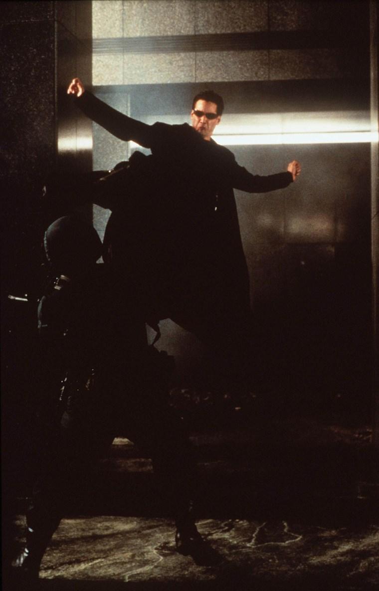 Keanu Reeves Matrix 8