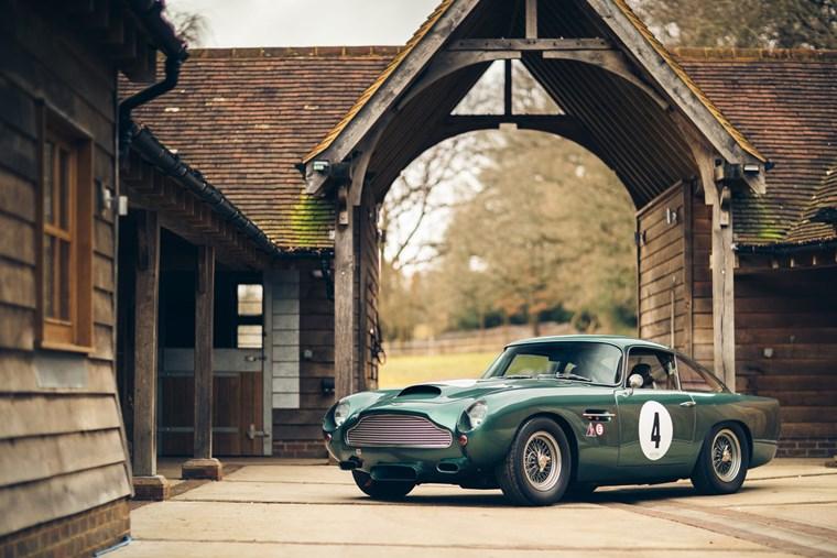 Μία από τις ομορφότερες vintage Aston Martin ψάχνει νέο γκαράζ