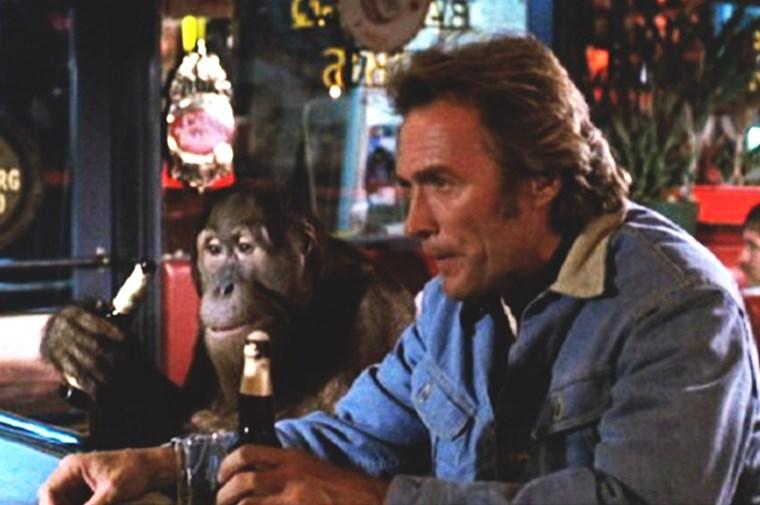 Clint Eastwood τζην μπουφάν