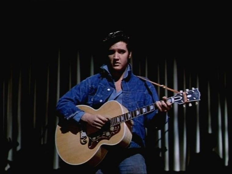 Elvis τζην μπουφάν