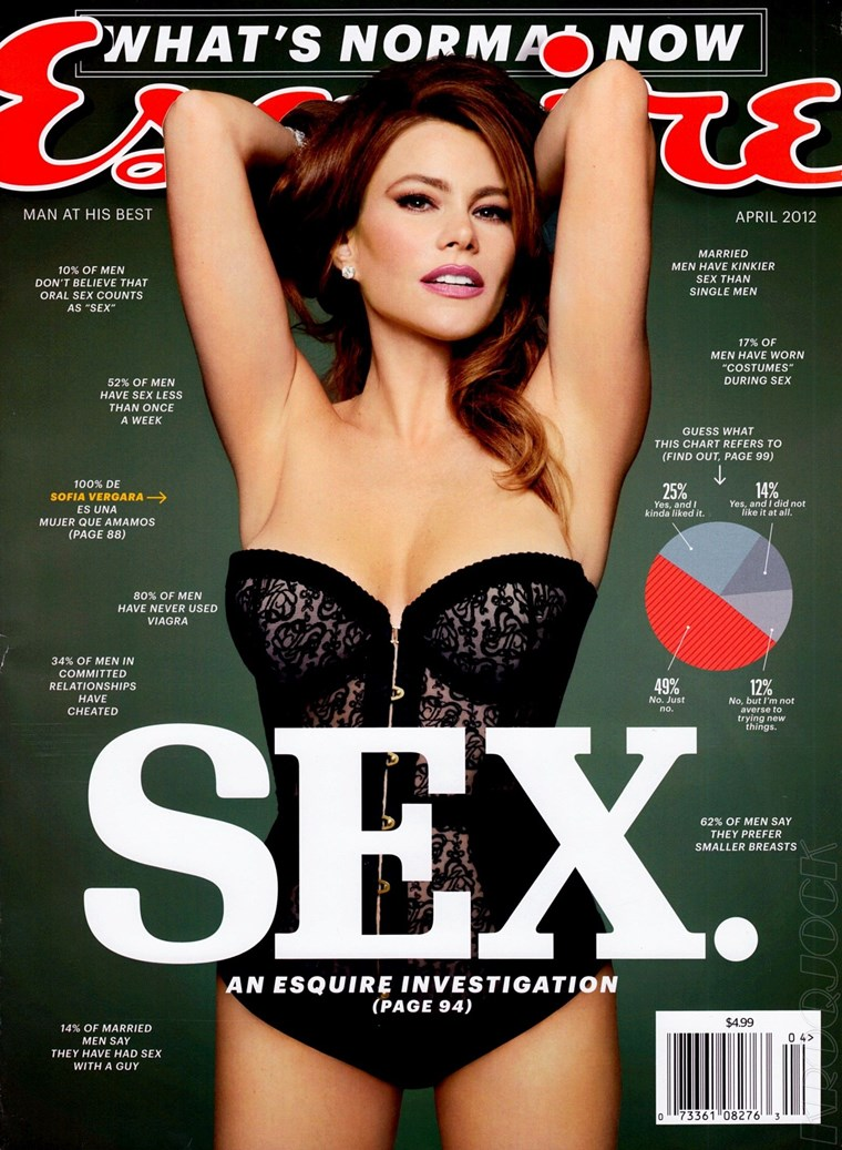 Sofia Vergara 23 Esquire