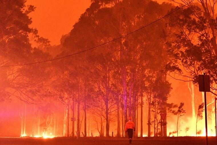 Οι φωτιές στην Αυστραλία αφορούν όλο τον πλανήτη