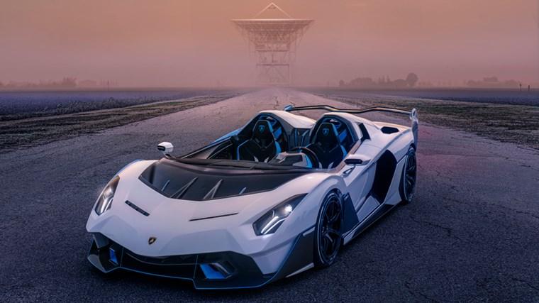 Η Lamborghini αποκάλυψε τη νέα SC20 Roadster