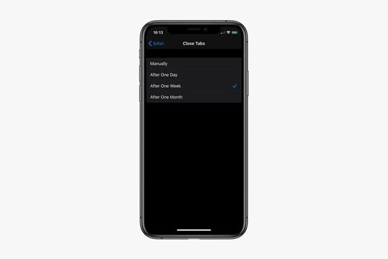 οθόνη iphone