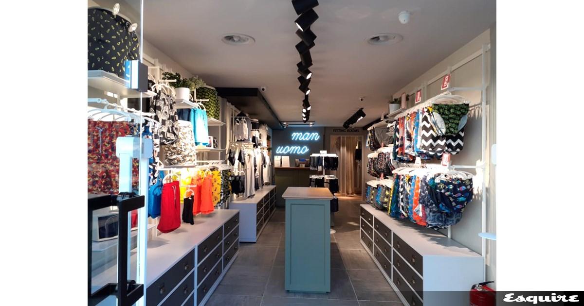Στο νέο κατάστημα Intimissimi Uomo στην Κηφισιά