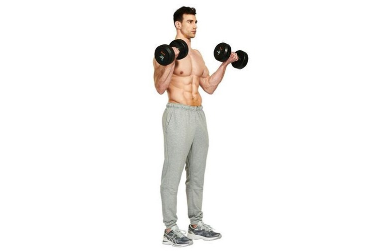 Η fitness πρόκληση των 100 επαναλήψεων