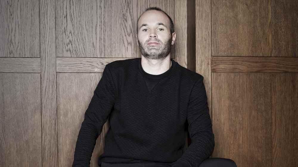 Andrés Iniesta: Big In Japan