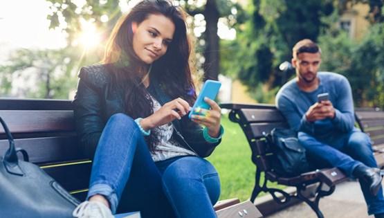 Online dating Σουηδία
