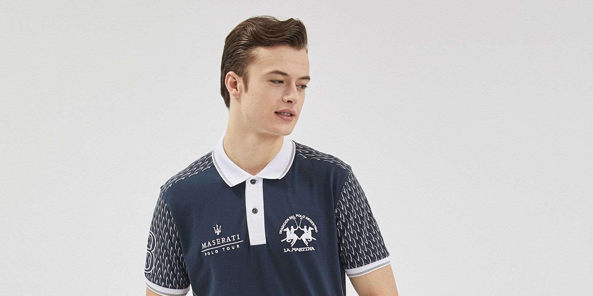 121b0827104 Η φοβερή συνεργασία της La Martina με τη Maserati για μία νέα συλλογή αθλητικών  ρούχων
